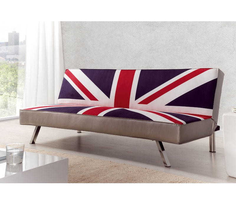 Pouff cama reclinable for Cama reclinable