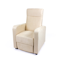 Butaca Reclinable color beige modelo EASY