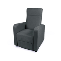 Butaca Reclinable color antracita modelo EASY
