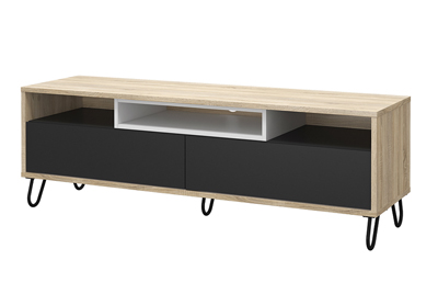 Mueble de TV retro de estilo moderno modelo MATCH