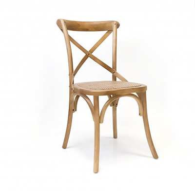 Silla de estilo Thonet en color roble modelo MANOSQUE