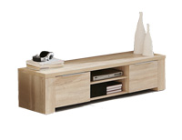 Mueble TV en color roble modelo MARTORELL